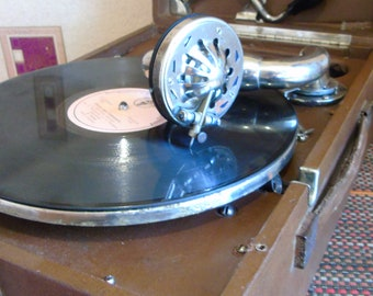 Vintage Record Players   Etsy