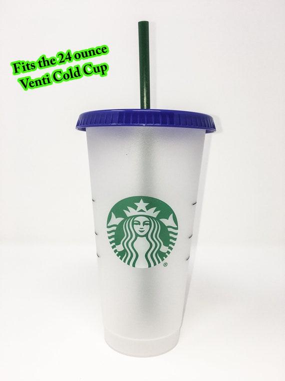 Starbucks Venti 24 Ounce Full Template Svg Template File Cut Etsy