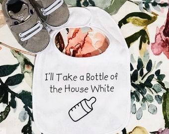 Funny Baby Bib