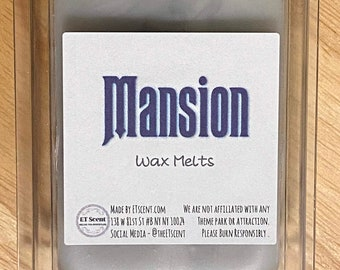 Mansion Wax Melts