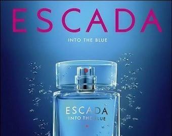 ESCADA Into The Blue 1oz Spray