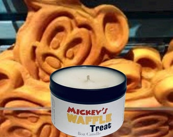 Mickey's Waffle Treat Candle *FREE SHIPPING*