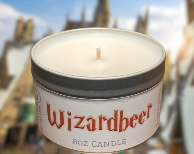 Featured listing image: Wizardbeer Candle *FREE SHIPPING*
