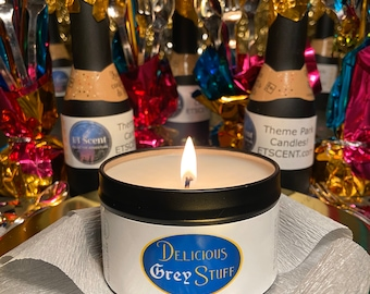 Delicious Grey Stuff Candle *FREE SHIPPING*