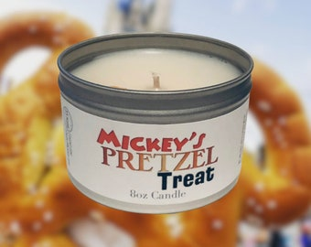 Mickey's Pretzel Treat Candle *FREE SHIPPING*