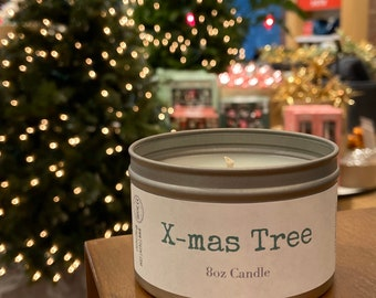 X-mas Tree Candle *FLASH SALE*