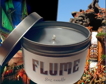 Flume Candle *FREE SHIPPING*