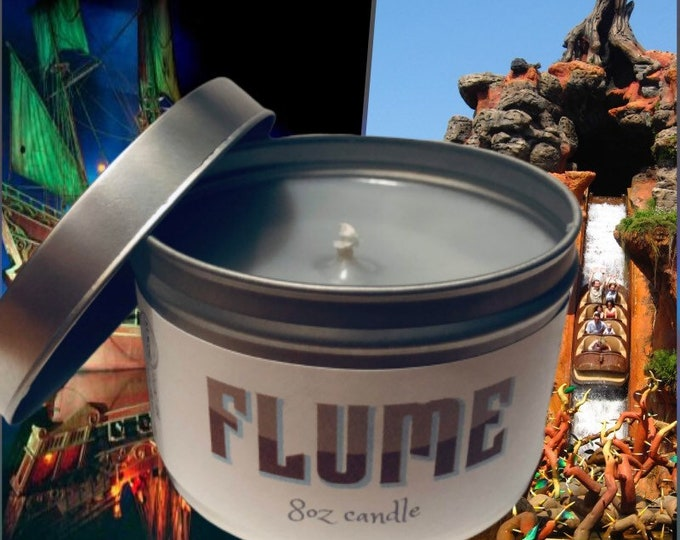 Featured listing image: Flume Candle *FREE SHIPPING*