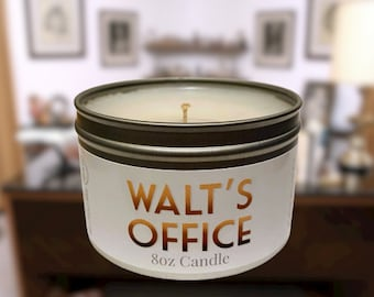 Walt's Office Candle *FREE SHIPPING*