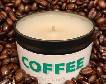 Coffee Candle *FREE SHIPPING*