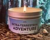 Extra-Terrestrial Adventure Candle