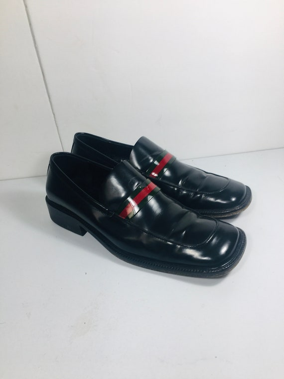 Gucci Vintage Loafers Dress Shoes
