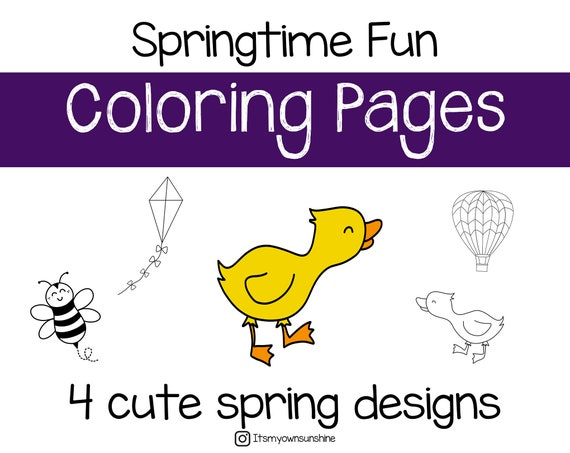 Duckling Coloring Pages - Best Coloring Pages For Kids | 453x570