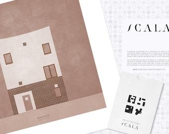 Architecture posters 2ndE · Pósteres de arquitectura 2ª Ed