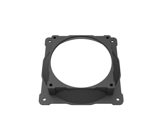 120mm to 140mm Fan Adapter type A Tall Converter change mounting PC Modding