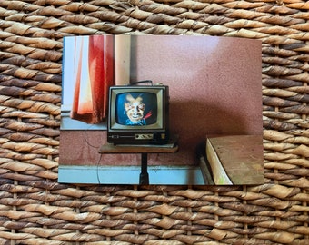 "Killer TV - Blacula 5"" x 7"" print"