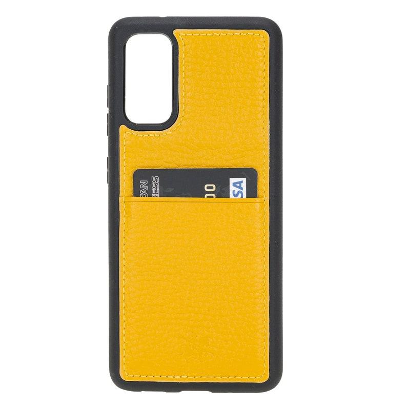 S20 Ultra Yellow Note9 Note10 Venito Capri RFID Blocking Leather ...