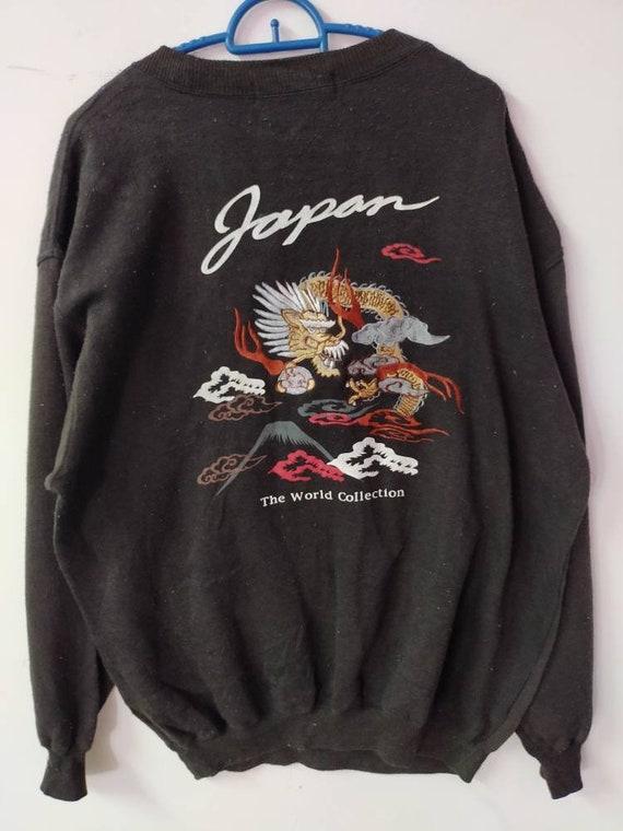 Rare sukajan sweatshirt - image 1