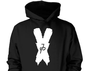 5e3e5baefc0a Jake Paul JPX Hoodie Or T-Shirt YouTube Merch Adults & Kids Sizes