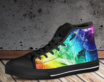 82aac4e6a9 Abstract Goa Design Sneakers