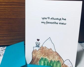 Love Card Birthday Valentines Anniversary Boyfriend Girlfriend