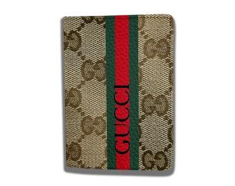 dbf4fc4d639 GG bee fashion wallet Passport Case Luxury Passport Holder Passport Cover  Leather Fashion Gift Passport case holder Travel Passport wallet