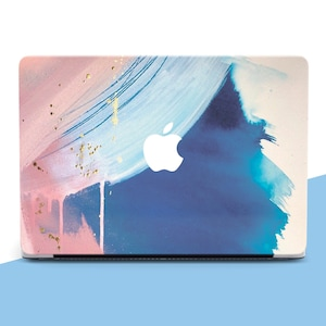 Watercolor MacBook Air 13 inch Case Painful MacBook Pro 13 Case Oil Paint MacBook Pro 15 Case MacBook Air 11 Cover MacBook 12 inch RL0452
