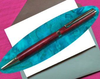 Chakte Kok Oblique Calligraphy Pen Redheart