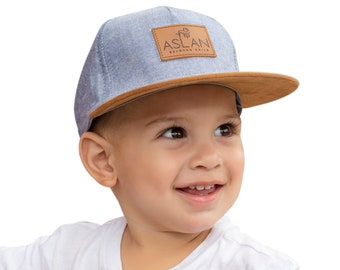 Aslan Original Baby Snapback Hat Design Fashion Cap for Babies 9 Months - 2  Years. Infant f8a19a8b521