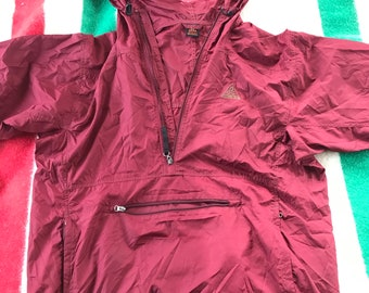 brand new aa2c0 bb529 Vintage 90s Nike ACG Windbreaker JacketShell from 1992 (First ACG season)