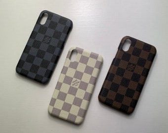 designer iphone case etsyinspired by louis vuitton, designer iphone case, fashion iphone case, louis vuitton case, iphone xs max case, iphone xs case, iphone x case