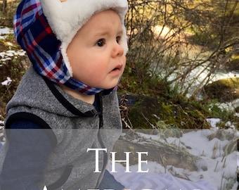 81365ef0f Baby girl trapper | Etsy