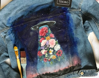 Hand Painted Clothes Etsy