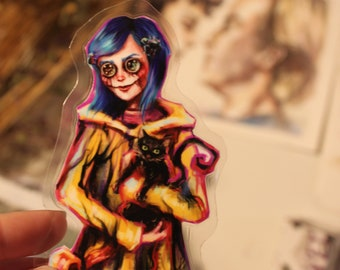 Coraline Cosplay Etsy