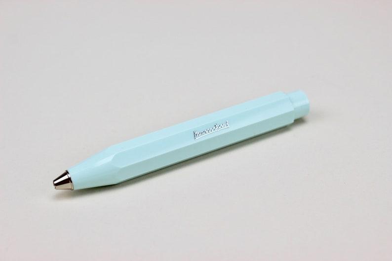 pastel Kaweco Skyline Sport Kuli pen ballpoint pen mint