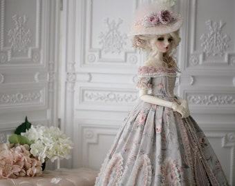 7d507a388 Desers DreamLine BJD clothes  Sissi  for sd13 1 3 scale bjd doll court dress