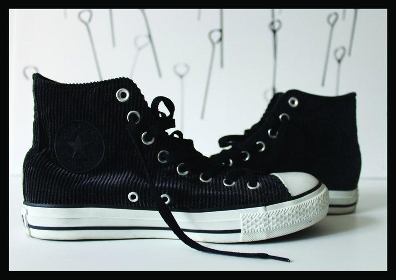 Vintage Converse Sneakersgrigio Alto Stivali All qUFphKcL