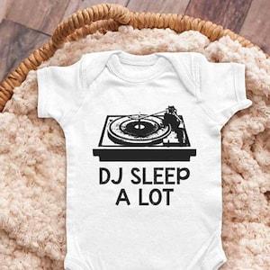 Cassette tape funny retro vintage music 80s Infant Bodysuit Baby shower gift surprise pregnancy announcement