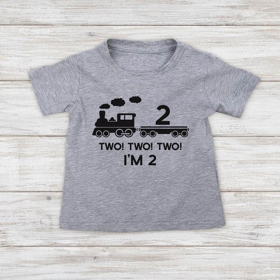 Kids T Shirt nome 1 Ventunesimo Compleanno Treno Personalizzare Con Nome Regalo Di Compleanno
