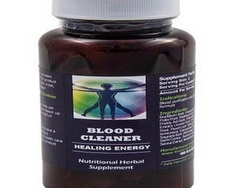 ece9148871c71 Blood Cleaner - Nutritional Health Formula