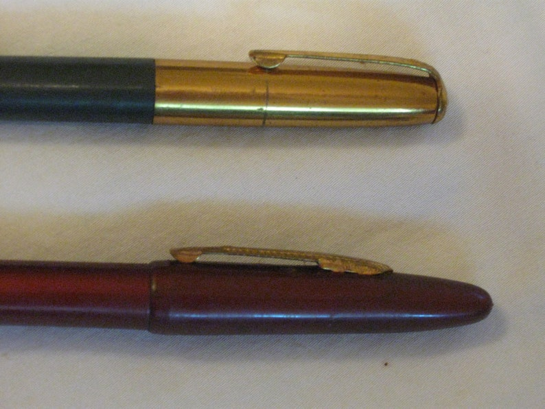 Vintage Early Antique Ball Point Pens
