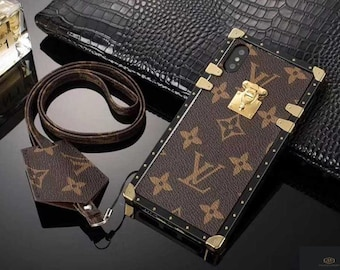 louis vuitton iphone case etsyiphone case,louis vuitton phone case,iphone 7 case, iphone 8 case, iphone x case, iphone 8 plus, louis vuitton case, lv classic brown