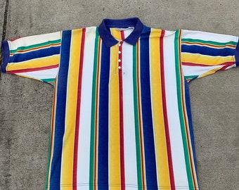 e33677baf Vintage Bugle Boy Polo Shirt