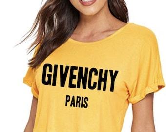9d90188da07 Custom Inspired Givenchy Crop Top