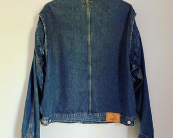 3a244477 Ralph Lauren Polo- Sportsman Denim Jacket