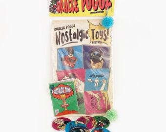 Oracle Poggz: Nostalgic Toys Edition Divination Tool