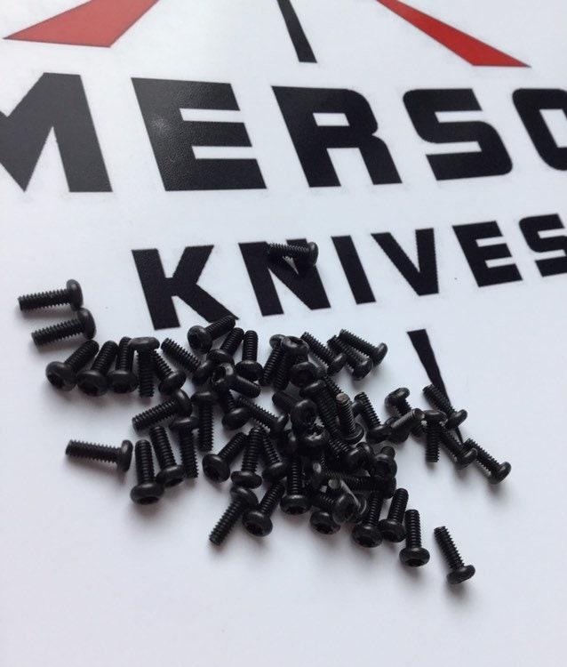 Benchmade Models Black Torx Pocket Clip Screws