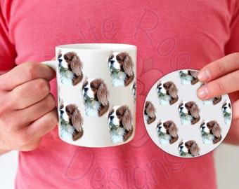 Pet Face Mug - Personalised Pet Mug - Personalised Dog mug - Personalised Cat Mug - Custom Pet Mug - Dog face mug - Cat face mug