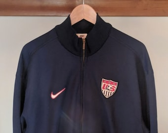 08c913262545 Eric Wynalda Soccer Jacket  1998 World Cup Team