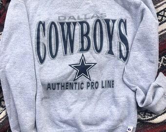 5588aee0861 Russell athletes Dallas Cowboys sweatshirt